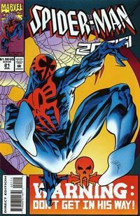 Cover Thumbnail for Spider-Man 2099 (Marvel, 1992 series) #21