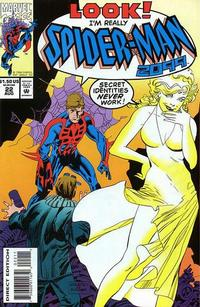 Cover Thumbnail for Spider-Man 2099 (Marvel, 1992 series) #22