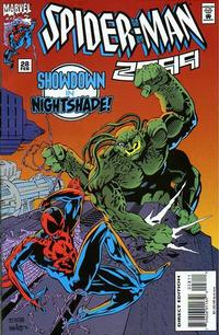 Cover Thumbnail for Spider-Man 2099 (Marvel, 1992 series) #28