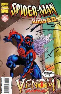 Cover Thumbnail for Spider-Man 2099 (Marvel, 1992 series) #38 [Spider-Man 2099 Cover]