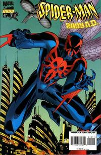 Cover Thumbnail for Spider-Man 2099 (Marvel, 1992 series) #39