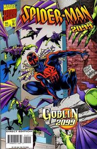Cover Thumbnail for Spider-Man 2099 (Marvel, 1992 series) #40