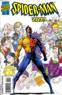 Cover Thumbnail for Spider-Man 2099 (Marvel, 1992 series) #42