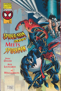 Cover Thumbnail for Spider-Man 2099 Meets Spider-Man (Marvel, 1995 series)