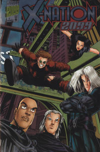 Cover Thumbnail for X-Nation 2099 (Marvel, 1996 series) #1