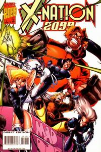 Cover Thumbnail for X-Nation 2099 (Marvel, 1996 series) #2