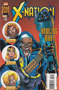 Cover Thumbnail for X-Nation 2099 (Marvel, 1996 series) #3