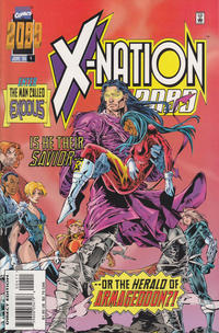 Cover Thumbnail for X-Nation 2099 (Marvel, 1996 series) #4
