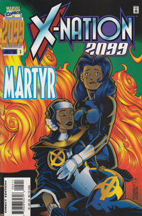 Cover Thumbnail for X-Nation 2099 (Marvel, 1996 series) #5