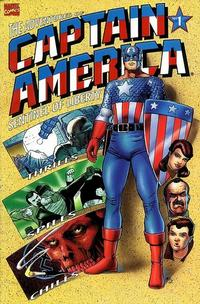 Cover Thumbnail for The Adventures of Captain America (Marvel, 1991 series) #1
