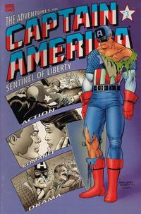 Cover Thumbnail for The Adventures of Captain America (Marvel, 1991 series) #3