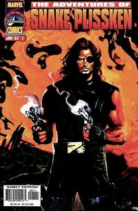 Cover Thumbnail for Adventures of Snake Plissken (Marvel, 1997 series) #1
