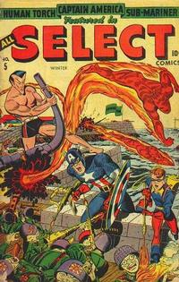 Cover Thumbnail for All Select Comics (Marvel, 1943 series) #5