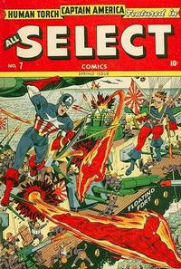 Cover Thumbnail for All Select Comics (Marvel, 1943 series) #7