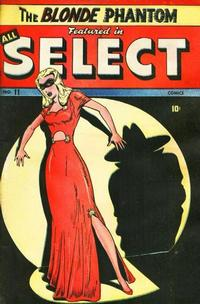Cover for All Select Comics (Marvel, 1943 series) #11