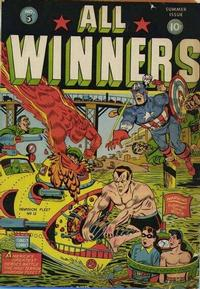Cover Thumbnail for All-Winners Comics (Marvel, 1941 series) #5
