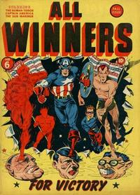 Cover Thumbnail for All-Winners Comics (Marvel, 1941 series) #6