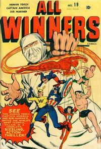 Cover Thumbnail for All-Winners Comics (Marvel, 1941 series) #19