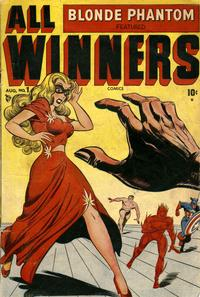 Cover Thumbnail for All Winners [All-Winners Comics] (Marvel, 1948 series) #1