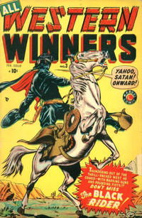 Cover Thumbnail for All-Western Winners (Marvel, 1948 series) #3