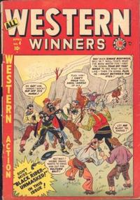 Cover Thumbnail for All-Western Winners (Marvel, 1948 series) #4