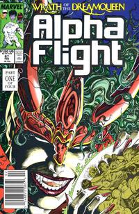 Cover Thumbnail for Alpha Flight (Marvel, 1983 series) #67