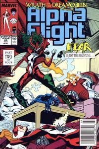 Cover Thumbnail for Alpha Flight (Marvel, 1983 series) #68