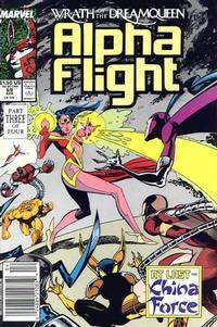Cover Thumbnail for Alpha Flight (Marvel, 1983 series) #69