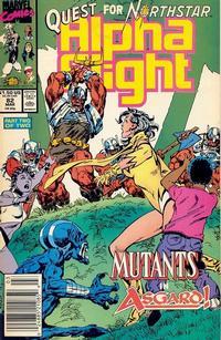 Cover Thumbnail for Alpha Flight (Marvel, 1983 series) #82