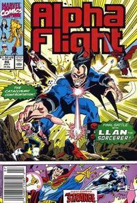 Cover Thumbnail for Alpha Flight (Marvel, 1983 series) #86