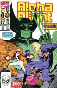 Cover Thumbnail for Alpha Flight (Marvel, 1983 series) #87