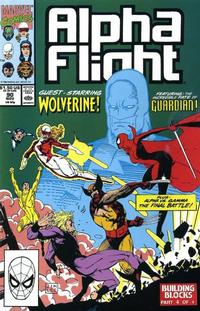 Cover Thumbnail for Alpha Flight (Marvel, 1983 series) #90