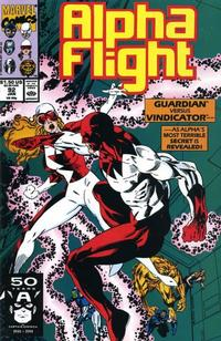 Cover Thumbnail for Alpha Flight (Marvel, 1983 series) #92