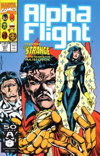 Cover Thumbnail for Alpha Flight (Marvel, 1983 series) #101