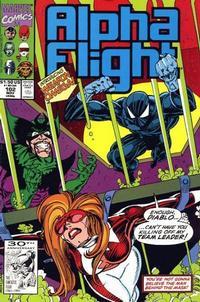 Cover Thumbnail for Alpha Flight (Marvel, 1983 series) #102
