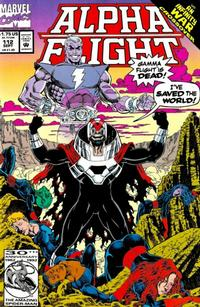 Cover Thumbnail for Alpha Flight (Marvel, 1983 series) #112