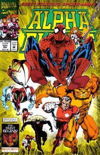 Cover Thumbnail for Alpha Flight (Marvel, 1983 series) #121