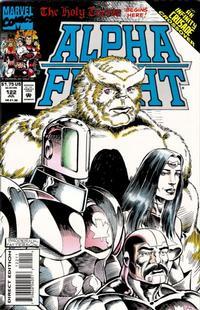 Cover Thumbnail for Alpha Flight (Marvel, 1983 series) #122