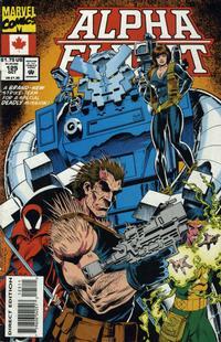 Cover Thumbnail for Alpha Flight (Marvel, 1983 series) #125