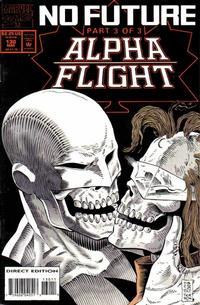 Cover Thumbnail for Alpha Flight (Marvel, 1983 series) #130