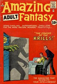 Cover Thumbnail for Amazing Adult Fantasy (Marvel, 1961 series) #8