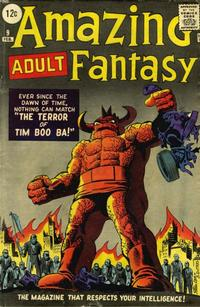 Cover Thumbnail for Amazing Adult Fantasy (Marvel, 1961 series) #9