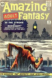 Cover Thumbnail for Amazing Adult Fantasy (Marvel, 1961 series) #13