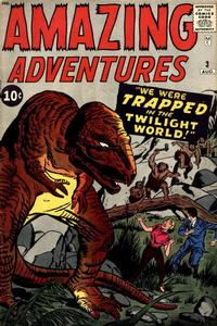 Cover Thumbnail for Amazing Adventures (Marvel, 1961 series) #3