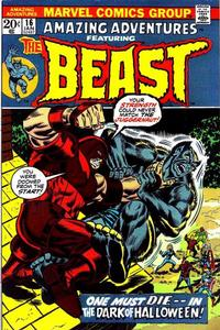 Cover Thumbnail for Amazing Adventures (Marvel, 1970 series) #16