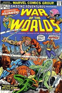 Cover Thumbnail for Amazing Adventures (Marvel, 1970 series) #23