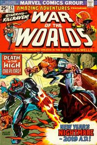 Cover Thumbnail for Amazing Adventures (Marvel, 1970 series) #24