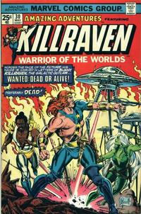Cover Thumbnail for Amazing Adventures (Marvel, 1970 series) #30