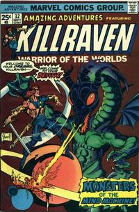 Cover Thumbnail for Amazing Adventures (Marvel, 1970 series) #32 [Regular Edition]