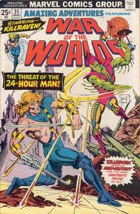 Cover Thumbnail for Amazing Adventures (Marvel, 1970 series) #35